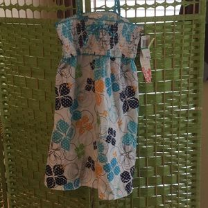 🏖NWT So Cool Kids Size 14/16 Colorful Sundress 🏖